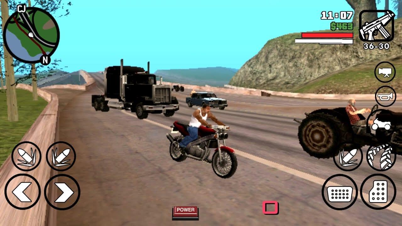 العاب بديلة لعبة GTA متناسبة مع جميع الاجهزة