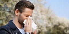 اسباب واعراض حساسية الانف وعلاجها