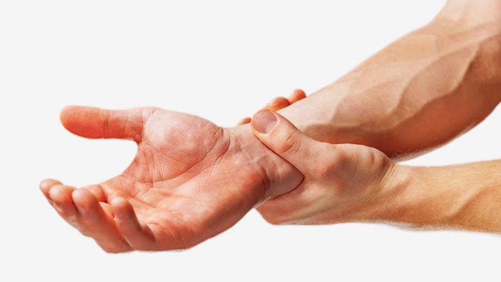 رعشة اليد