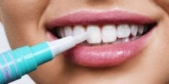 طرق لتبييض الاسنان بالمنزل