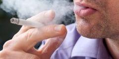 كيف يؤثر دخان السجائر على الحويصلات الهوائية في الرئتين