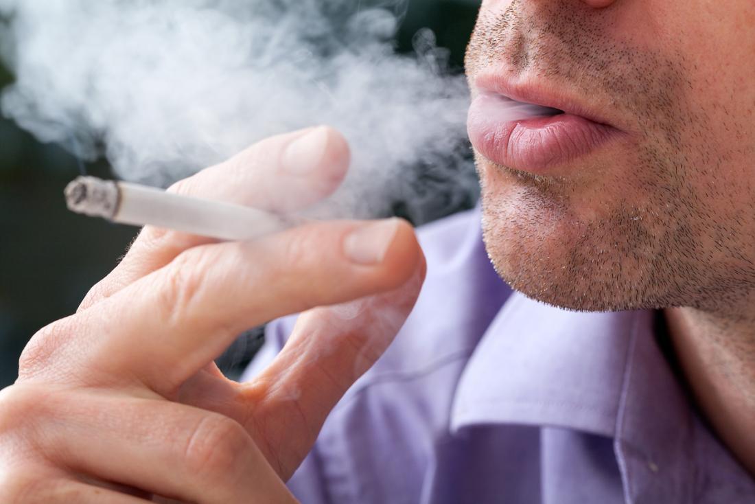كيف يؤثر دخان السجائر على الحويصلات الهوائية