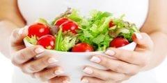 هل تفكر في اتباع النظام الغذائي النباتي .. إليك هذه المعلومات