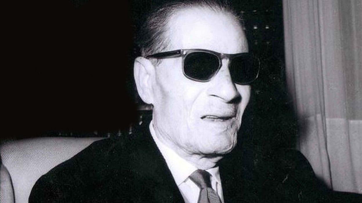 Photo of طه حسين عميد الادب العربى