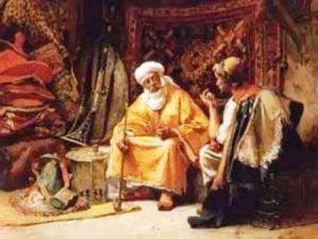 من أشهر شعراء العرب في فن الهجاء