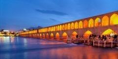 أشهرها قلعة رودخان.. أهم المعالم السياحية في إيران