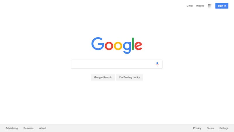 البحث في جوجل معلومات لا تقوم بالبحث عنها في موقع جوجل
