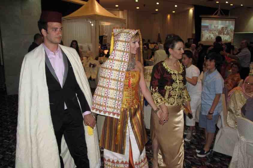 أشهرها حنة الحبيب.. تعرف على مراسم الزواج الجزائرى