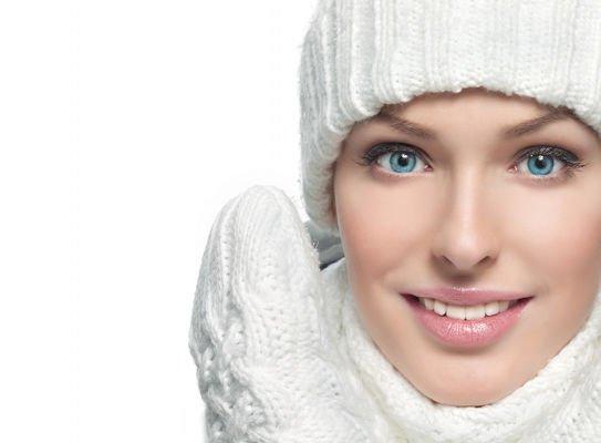 Photo of تاثير الشتاء على البشرة