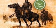 بطولة خالد بن الوليد في غزوة مؤتة