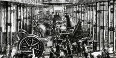 كيف بدأت الثورة الصناعية في أوروبا والأثار المرتبة عليها