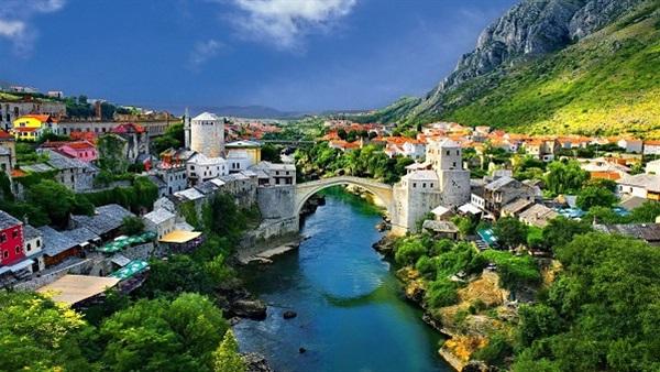 منطقة البلقان