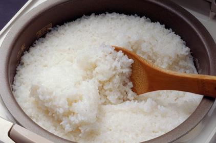 تسخين الأرز
