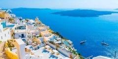 لمحبي السفر والسياحة.. تعرف على أجمل الجزر اليونانية لقضاء العطلة