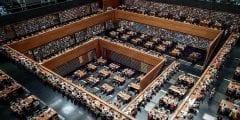 بريطانيا في المرتبة الثانية.. ما هي أكبر المكتبات في العالم
