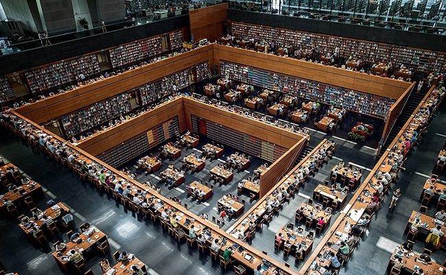 Photo of بريطانيا في المرتبة الثانية.. ما هي أكبر المكتبات في العالم