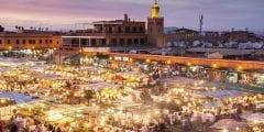 بماذا تتميز ساحة مسجد الفنا المغربية عن غيرها من الساحات حول العالم؟