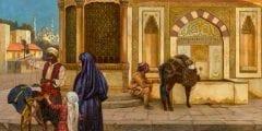 افتراء المستشرقين على النبي