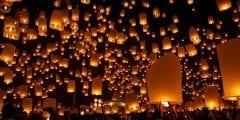 أهمها سباق الجاموس.. تعرف على أجمل مهرجانات تايلاند