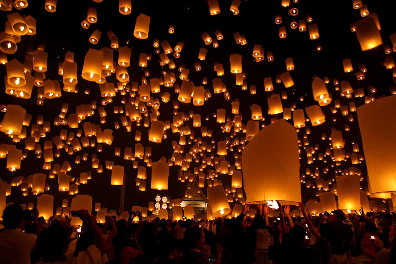 مهرجانات تايلاند