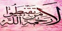 حديث عن سعة فضل الله تعالى وشرحه بالتفصيل
