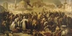 فتح بيت المقدس على يد المسلمين
