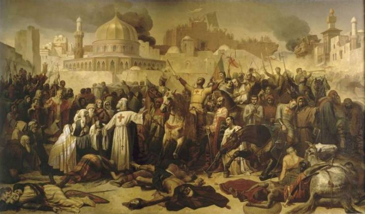 Photo of فتح بيت المقدس على يد المسلمين