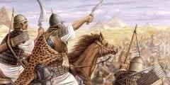 فتح مصر و حصن بابليون