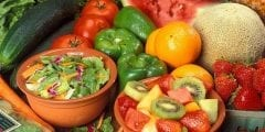 فوائد تناول الخضراوات بشكل منتظم