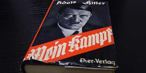 Photo of نبذة عن كتاب كفاحي لـ أدولف هتلر
