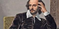 وليام شكسبير حياته وأهم مؤلفاته
