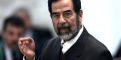 اسطورة صدام حسين والملف الكامل عن حياته