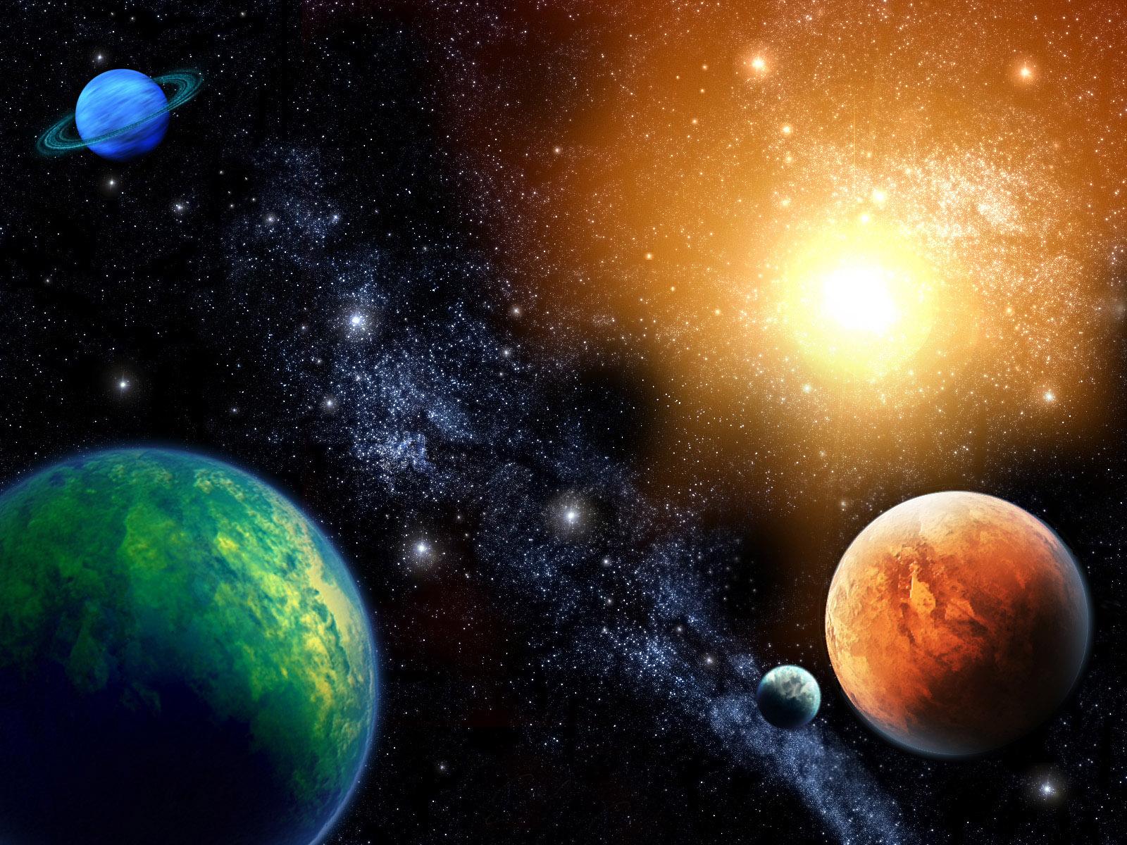 الصدفة في خلق الكون