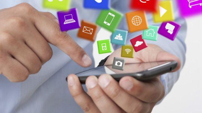 التطبيقات الالكترونية