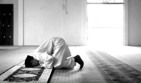 تكبيرات الانتقال في الصلاة