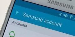 8 خطوات إنشاء حساب سامسونج وكيفية حذفه