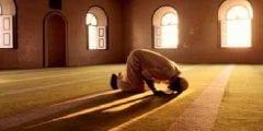 الشرط الرابع من شروط صحة الصلاه