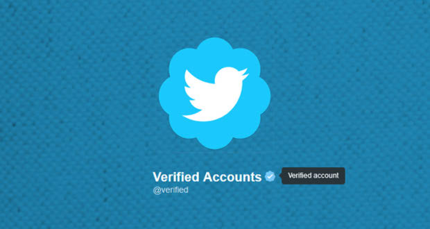 توثيق حساب توتير