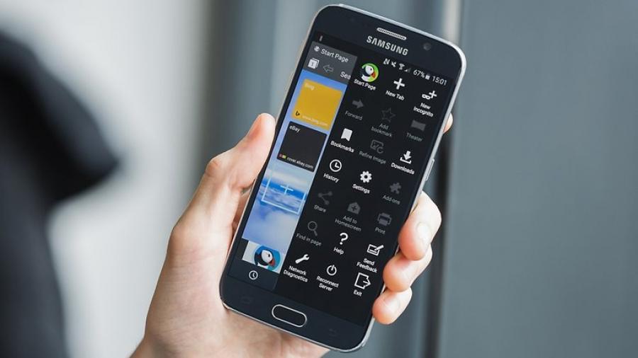 تطبيقات الهواتف المحمولة