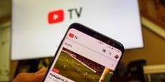 تطبيق Youtube TV أحدث إصدارات لتشغيل البث التلفزيونى