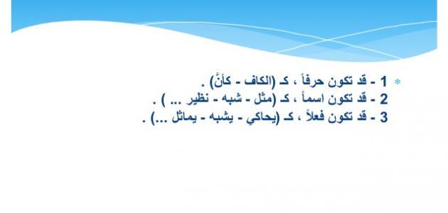 Photo of أدوات التشبيه وأنواعه