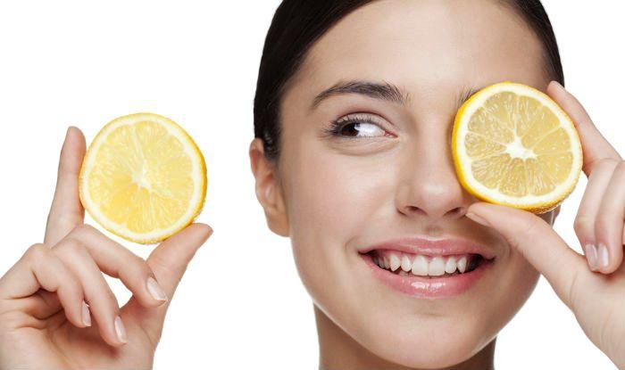 تفتيح البشره باستخدام الليمون