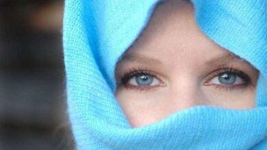 صورة زرقاء اليمامة من هي وما هي قصتها؟