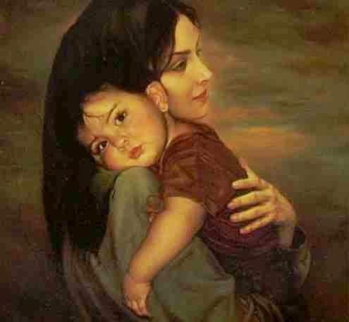 كلام جدا جميل عن الام