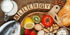 أعراض الحساسية الغذائية وعلاجها وأهم الأكلات المفيدة للحساسية الجلد