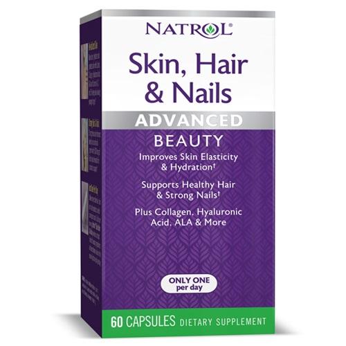 ما هي اضرار حبوب hair skin nails