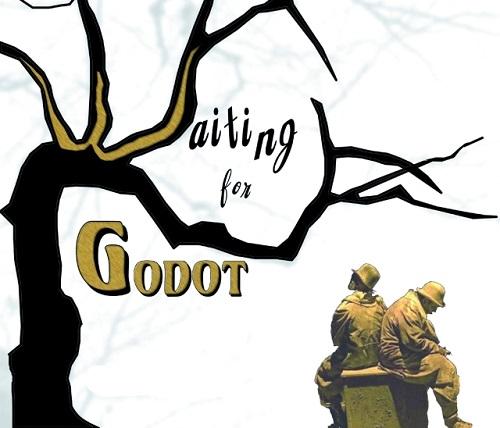 صورة الرموز في مسرحية waiting for godot