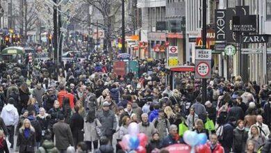 كم عدد سكان بريطانيا 2020 الأصليين والمسلمين؟