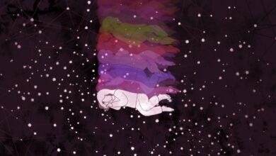 تفسير حلم امرأة تنام بيني وبين زوجي في فراشي