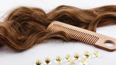 متى يغسل الشعر بعد البروتين